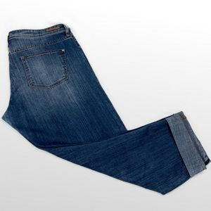 Anthro Pilcro and the Letterpress HYPHEN Jeans 31
